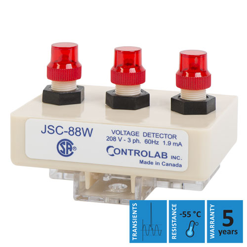 JSC-88W by Controlab INC